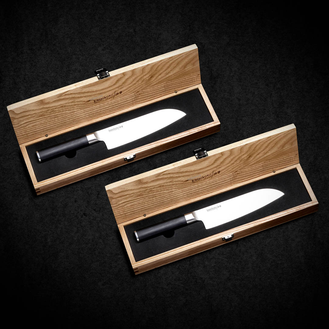7-Inch Santoku Knife - Buy 1 Get 1 Free