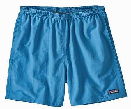 Blue Patagonia Baggies