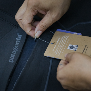 83% of our line is Fair Trade Certified™ sewn
