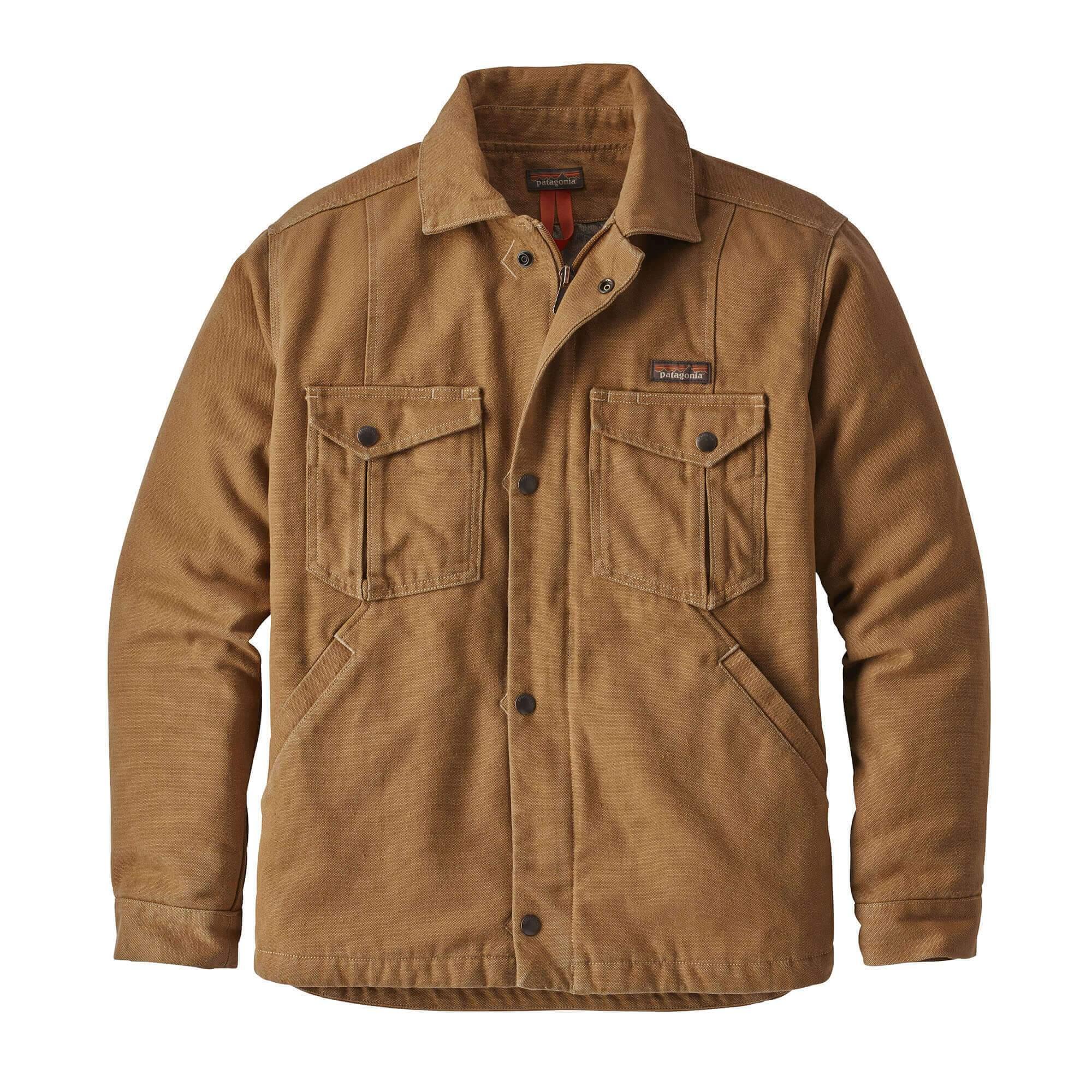Men's Iron Forge Hemp Canvas Ranch Jacket