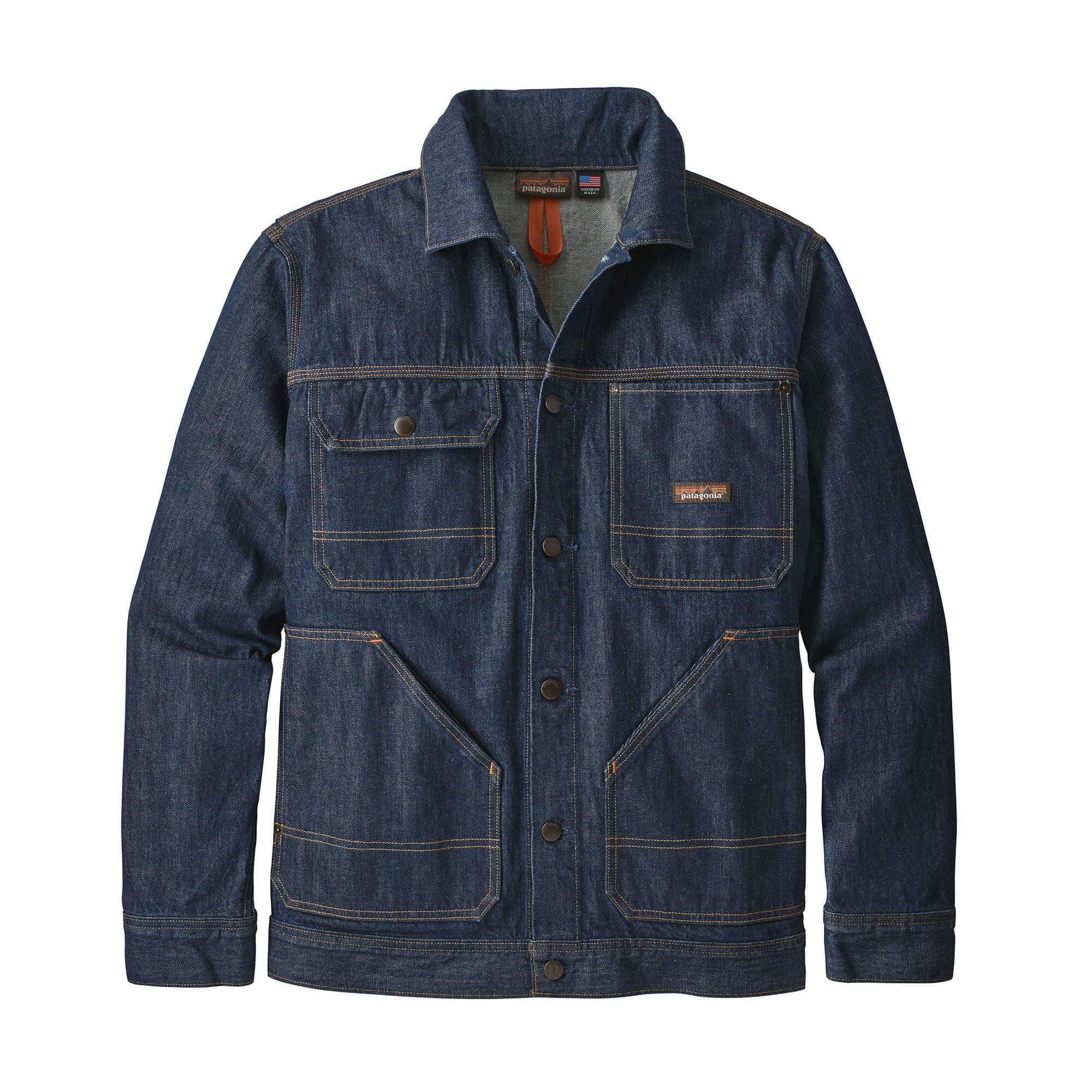 Men's Steel Forge Denim Jacket
