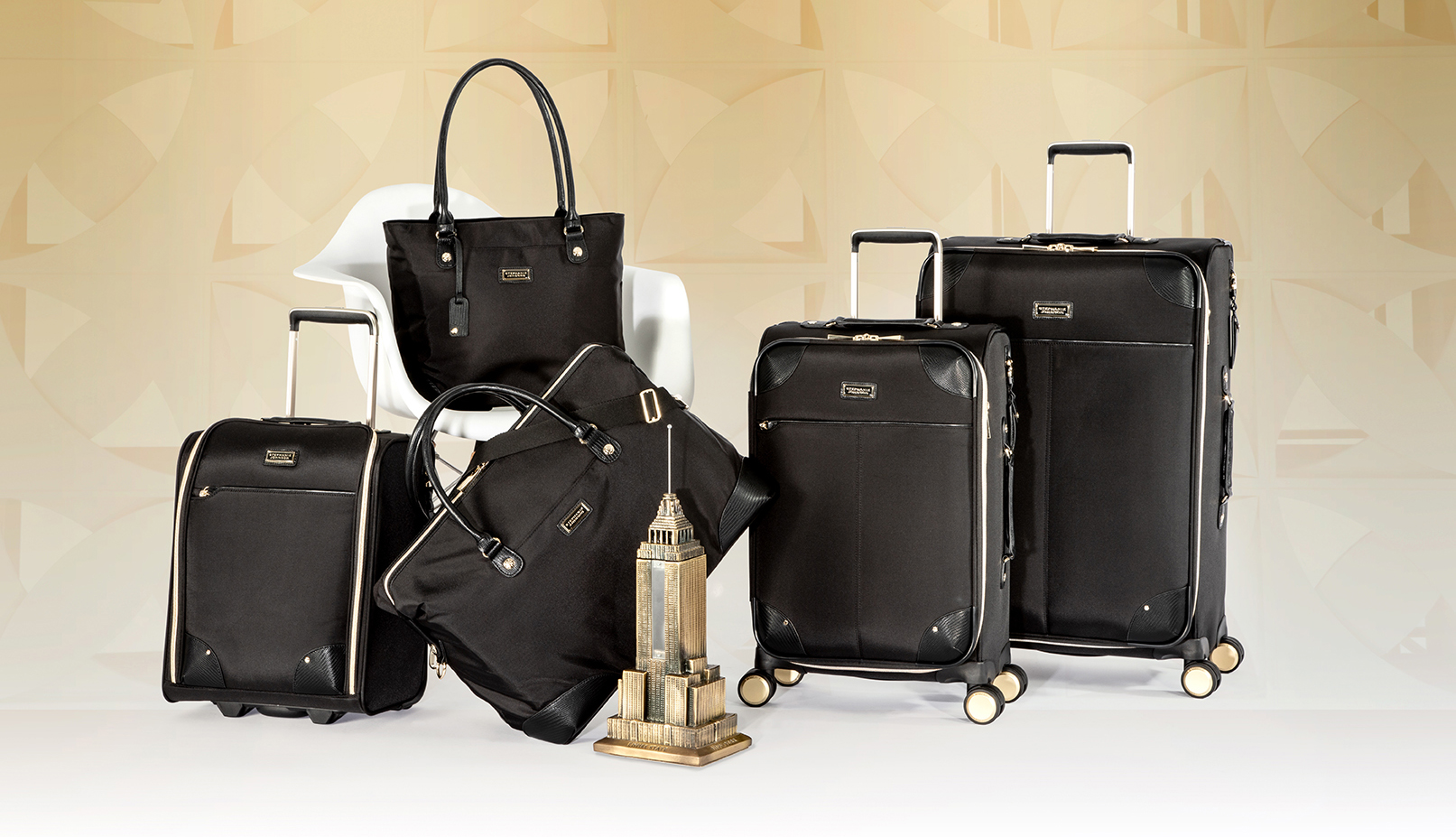 Stephanie Johnson Luggage Collection