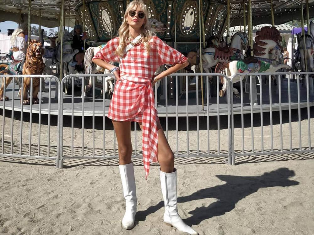 Teja Brooke Hogan At Coachella