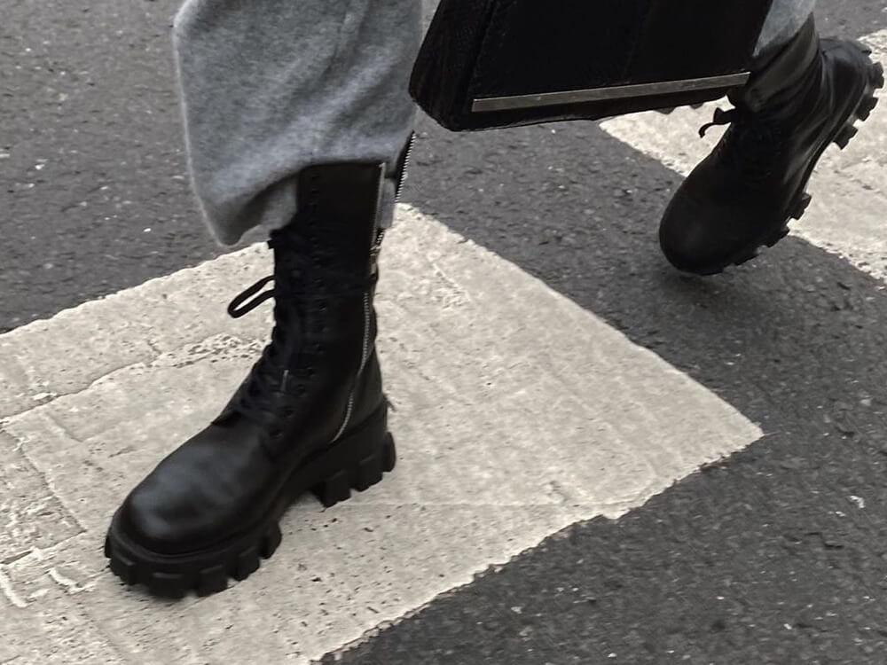 Trends: Combat Boots