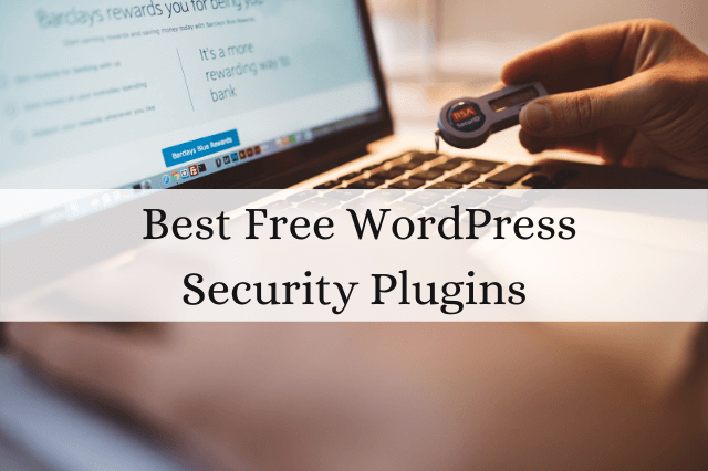 Best free security WordPress plugins