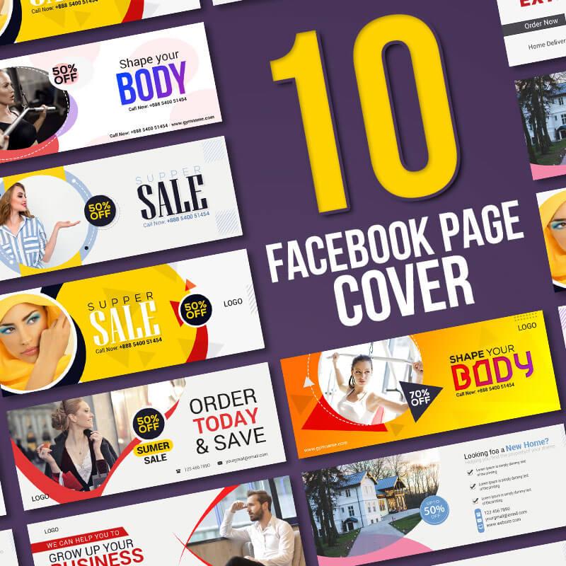 10 Facebook Cover