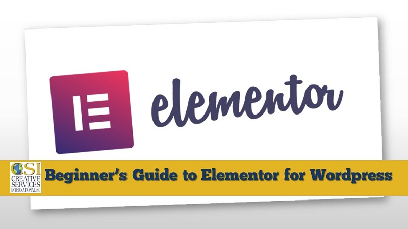 Guide To Use The Elementor for WordPress