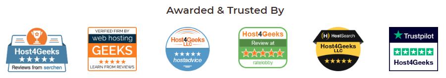 trusted host4greek
