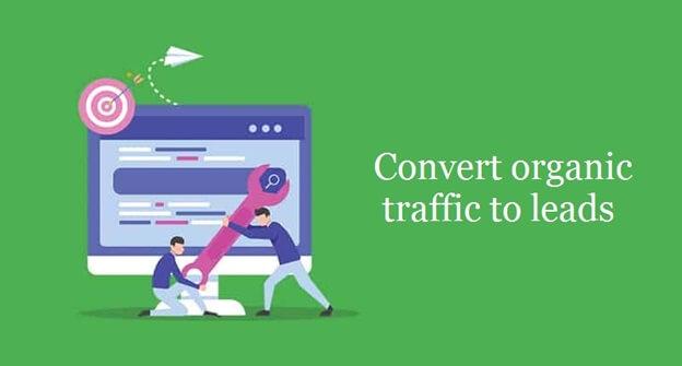 Convert Organic Traffic