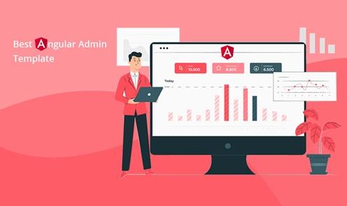 Angular Admin Templates