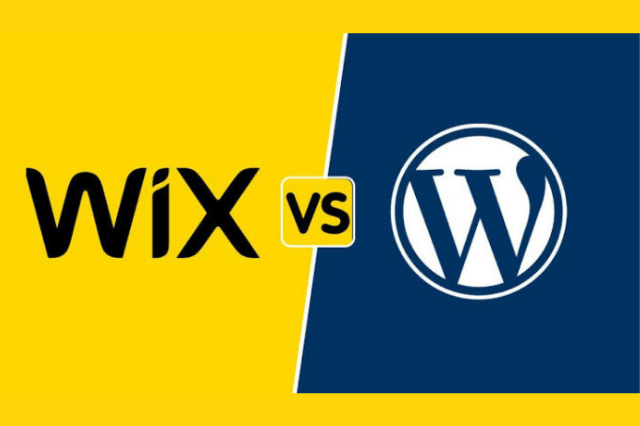 WordPress vs. WIX which one is Best for you