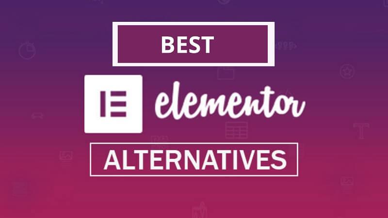 Elementor Alternatives