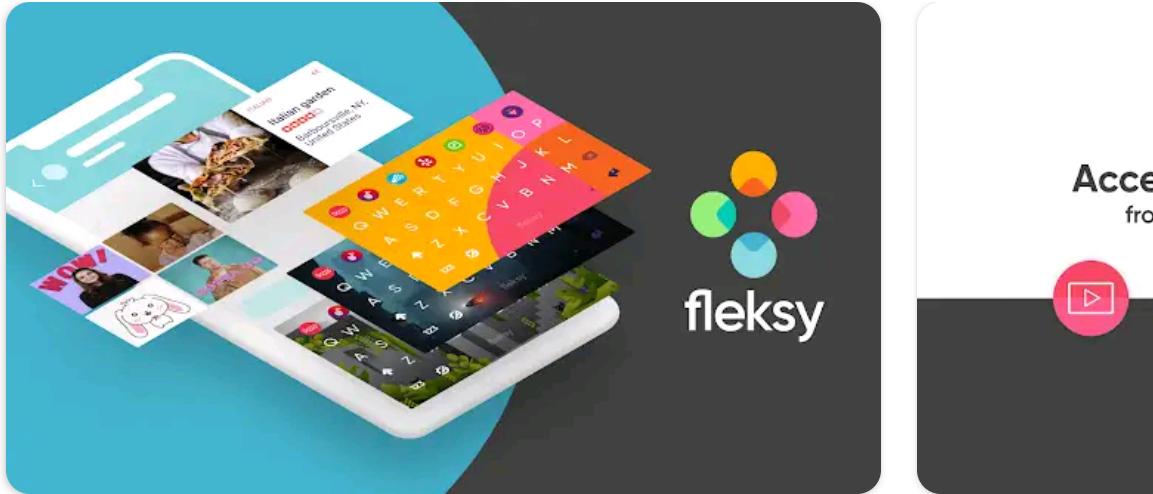 Fleksy Free Keyboard