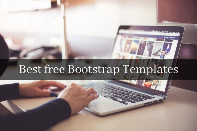 Best free Bootstrap Templates