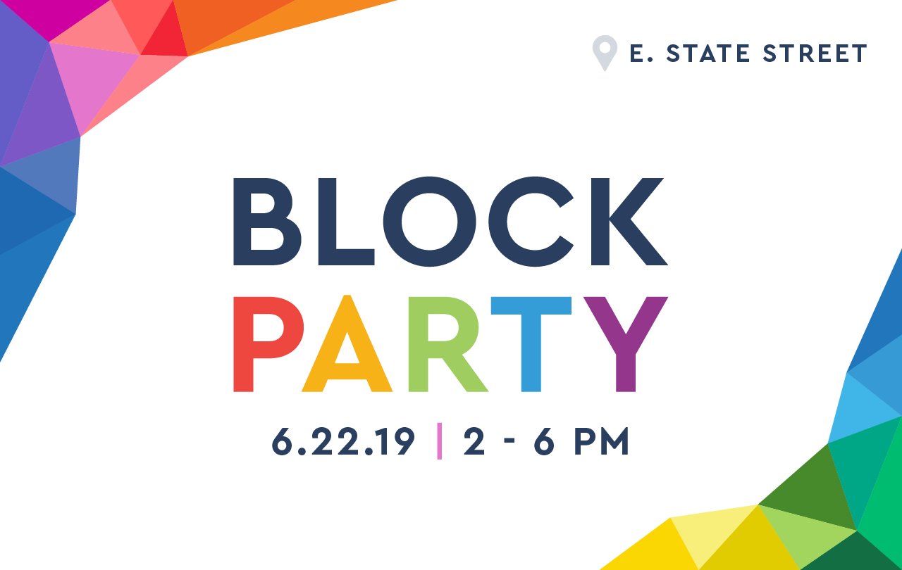 Pride Block Party