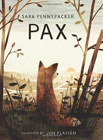 PAX Sara Pennypacker. Illustrated by Jon Klassen