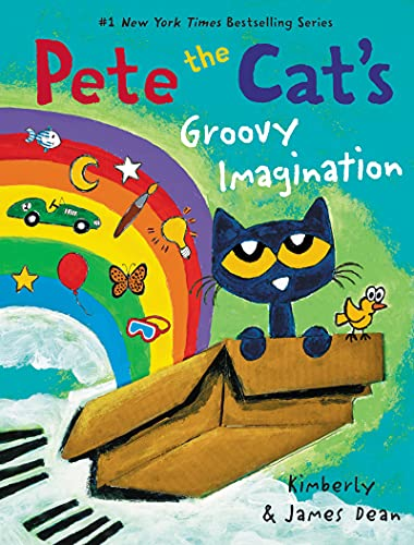 Pete The Cat's Groovy Imagination