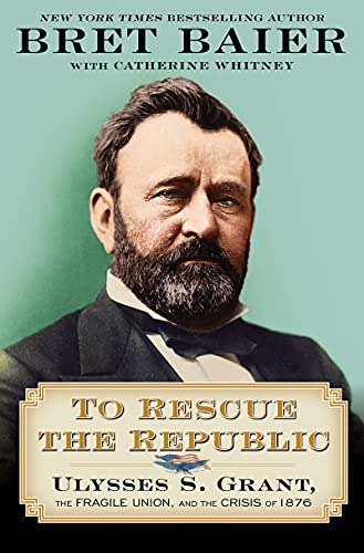 Cover Image of TO RESCUE THE REPUBLIC