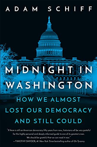Cover Image of MIDNIGHT IN WASHINGTON