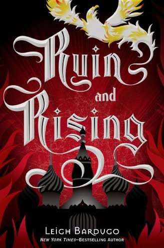 GRISHA TRILOGY by Leigh Bardugo