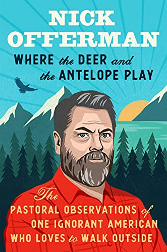 Cover Image of WHERE THE DEER AND THE ANTELOPE PLAY