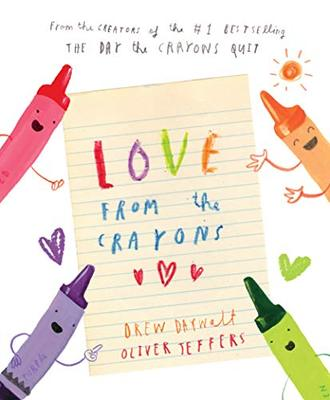 Love From The Crayons