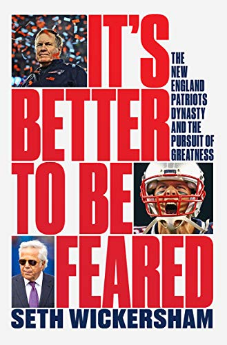 Cover Image of IT'S BETTER TO BE FEARED