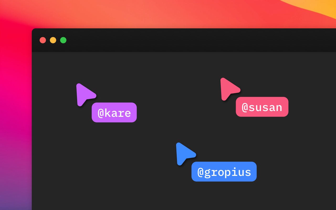 Cobrowsing: Interactive screen sharing