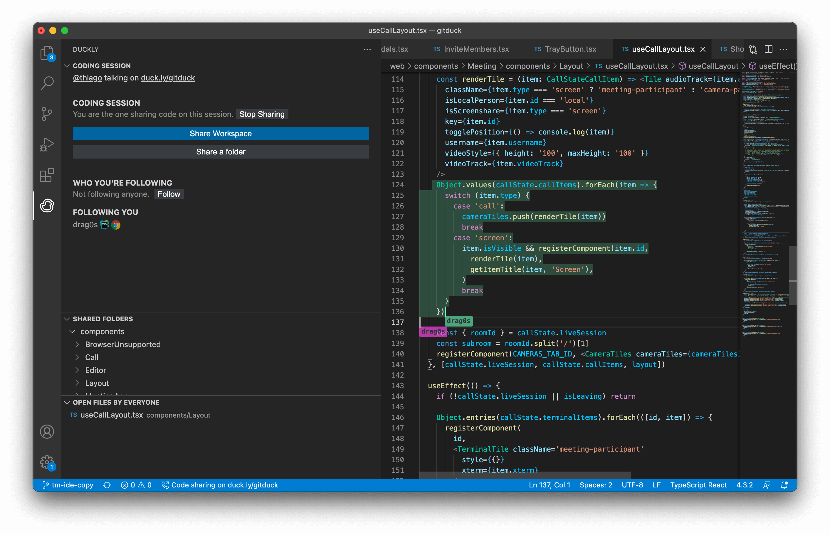 Pair programming with VS Code