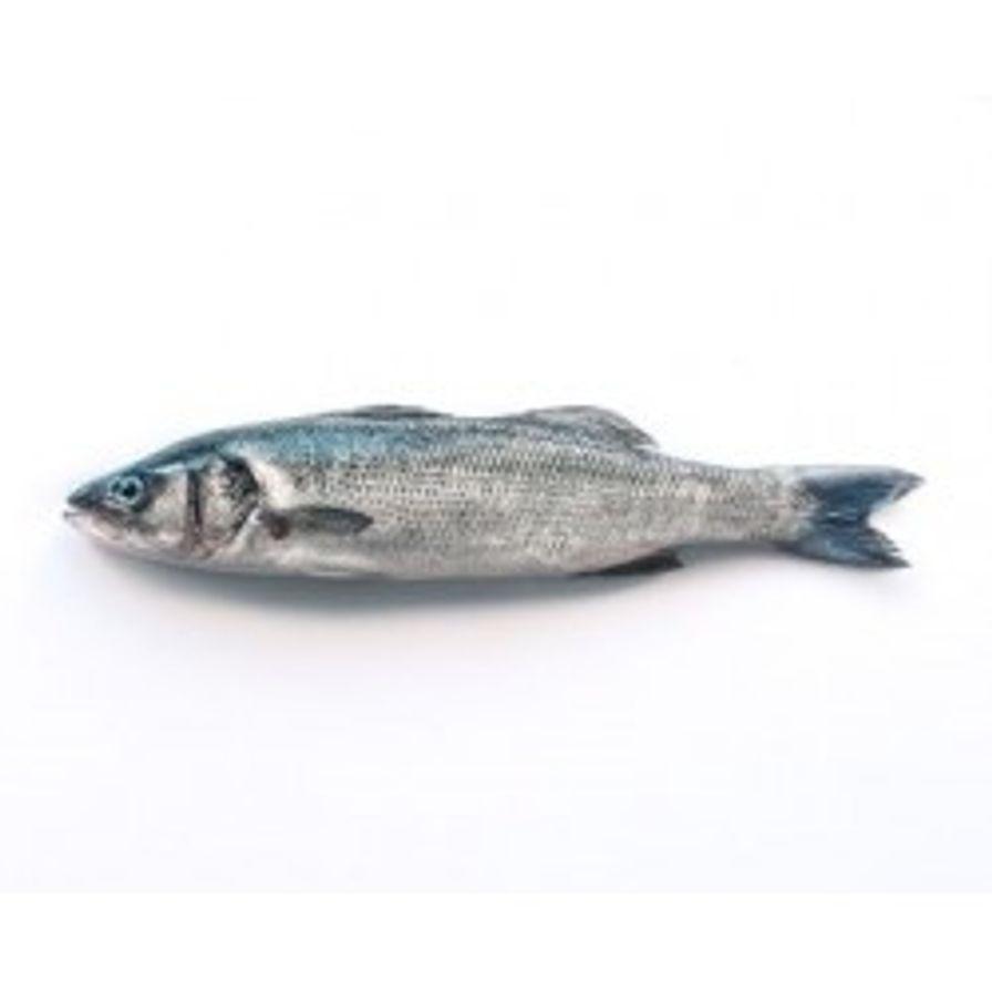 Sea Bass (Branzino) - Whole 400-600gm