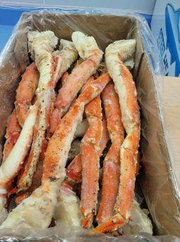 12/14 Red King Crab Legs