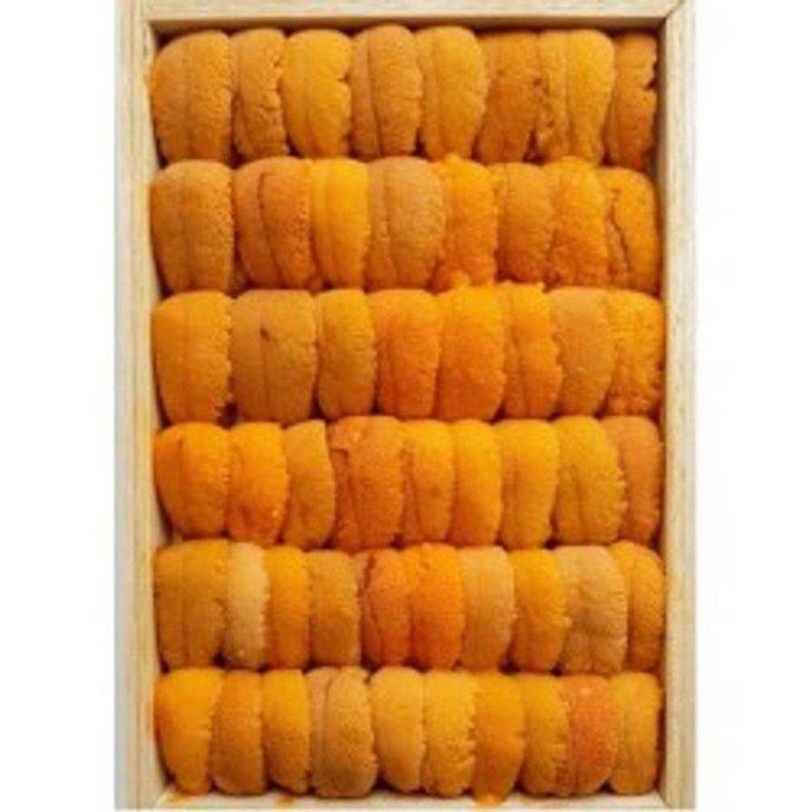 Sea Urchin Roe (Uni) - Fresh Japanese  Bafun 250 gm