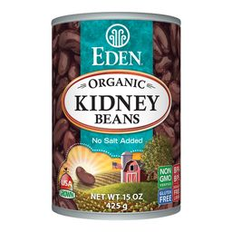 Eden Organic Kidney Beans 398 ml