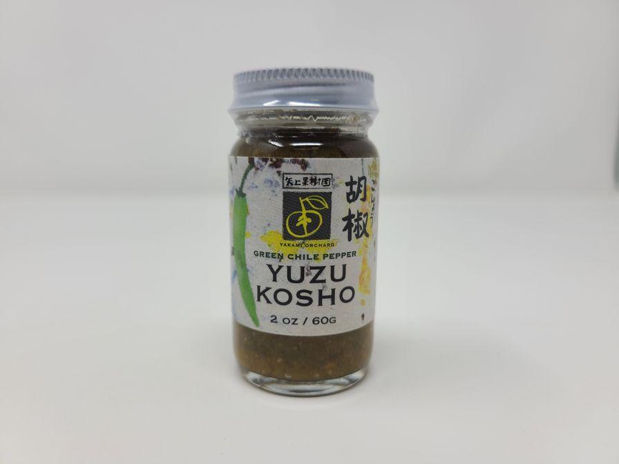 Yuzu Kosho, GREEN