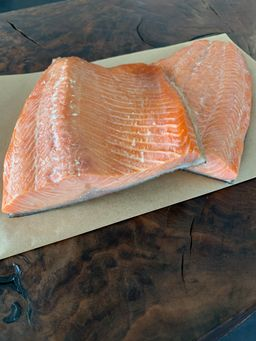 Hot Smoked Sierra Trout (.5lbs average)