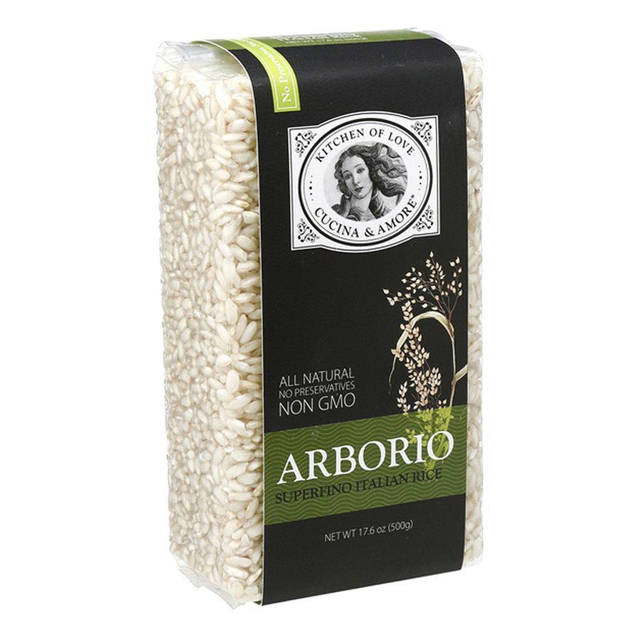 Arborio Rice Cucina Amore - 500gr