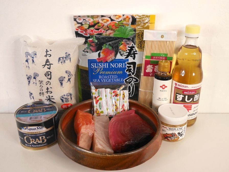 Breakthrough Sushi Kit (For 1 Person)