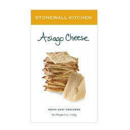 Stonewall Kitchen Asiago Crackers 142 g