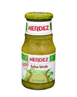 Herdez Green Salsa Verde 453 g