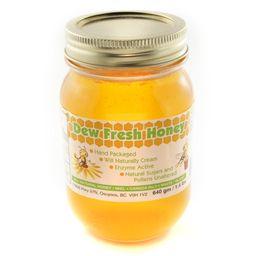 Dew Fresh Local White Honey 640 g