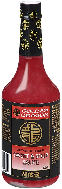 Golden Dragon Sweet & Sour Sauce 455 ml