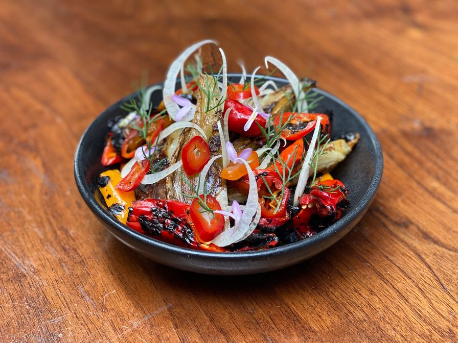 Roasted Fennel & Grilled Peppers (12oz)