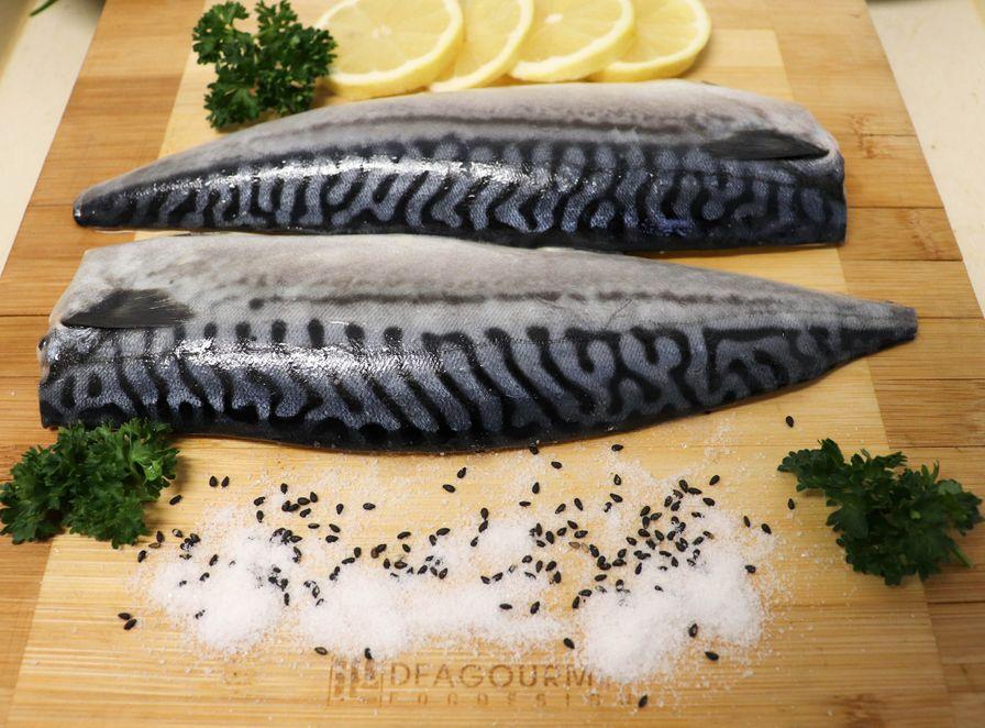 Wild Norwegian Mackerel Fillets