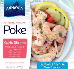 Garlic Shrimp Poke Kit