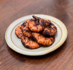 Barbecue Shrimp Dinner (serves 4)