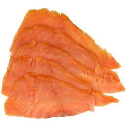 Vodka cured Smoked Salmon