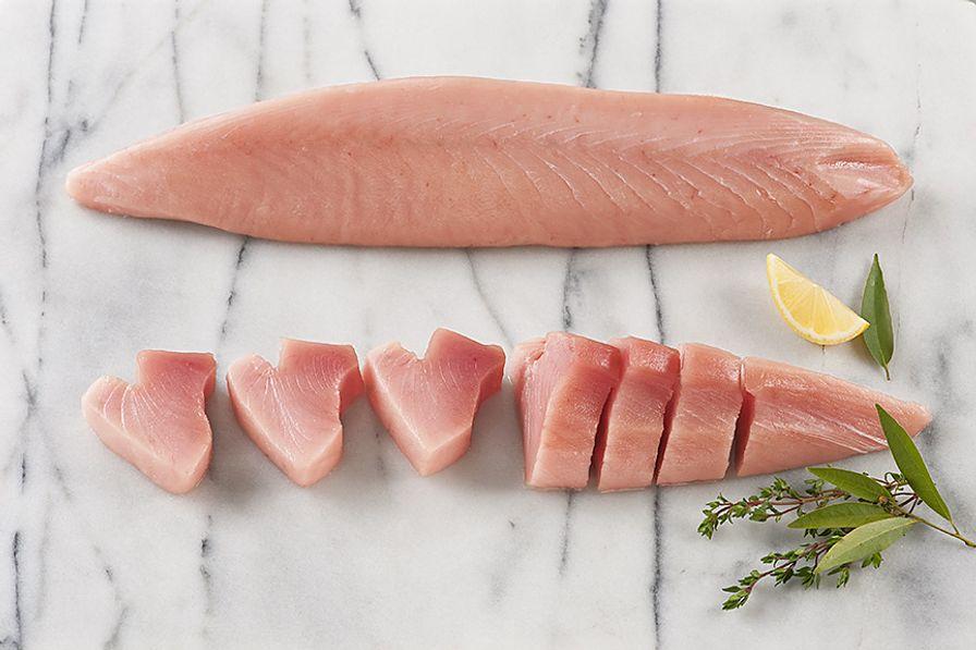 Frozen Wild Albacore Tuna