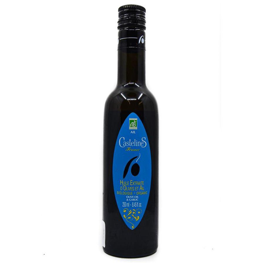 CastelineS Garlic Olive Oil (250ml)