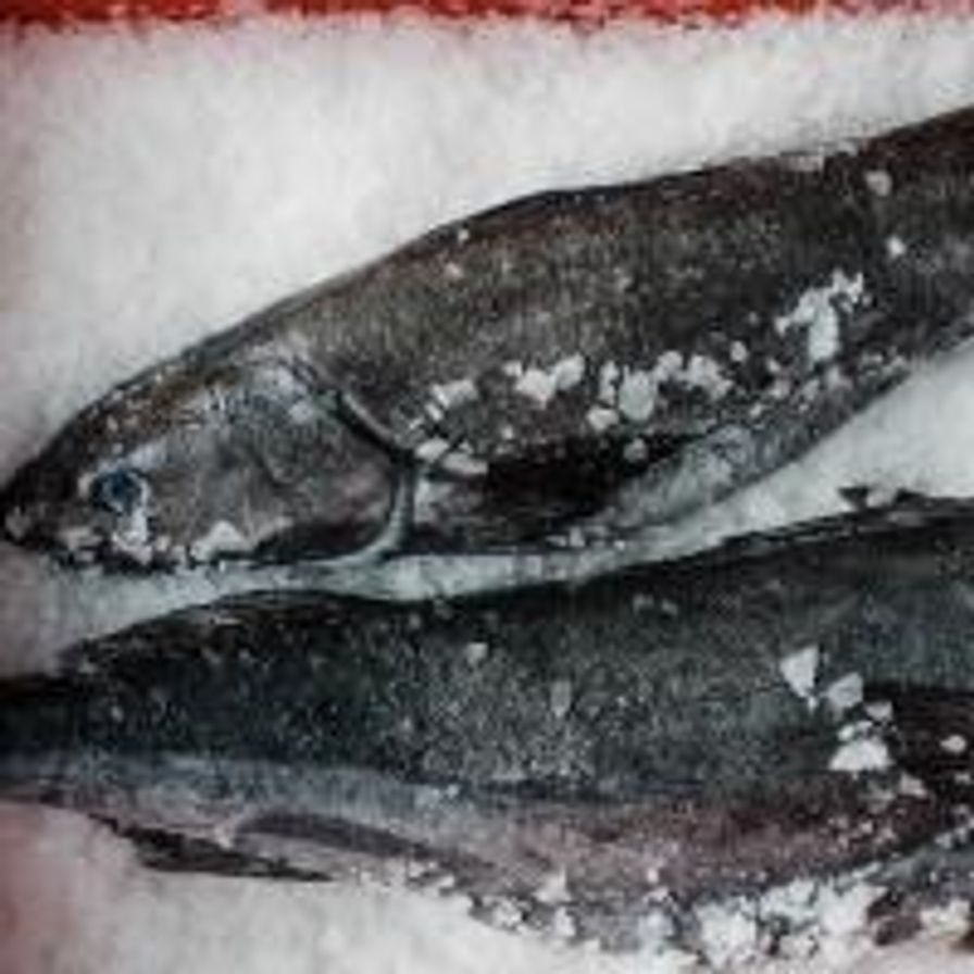 SMALL - SF Landed Black Cod (Whole, 2lbs.)