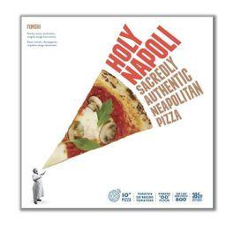 Holy Napoli Mushroom Pizza